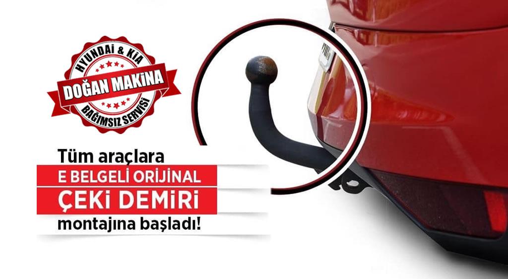 Antalya Çeki Demiri Montajı